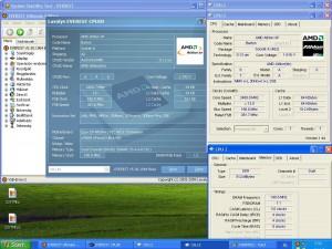 2480MHz és az Everest CPU ID