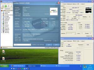 2533MHz és az Everest CPU ID