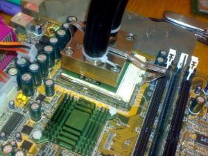 CPU BLOKK házi lefogatő