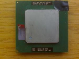 Tualatin CPU