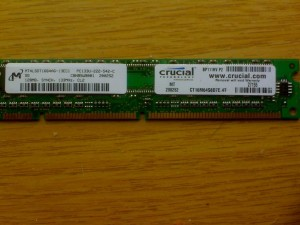 Cruical SD RAM