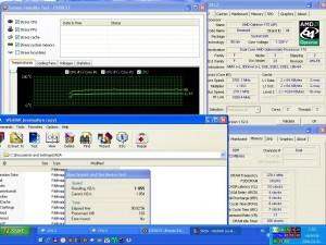 2770MHz-en CPU hőmérséklet