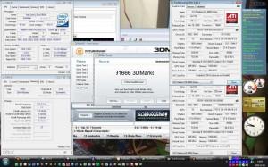3Dmark2003 4850CF+E8500
