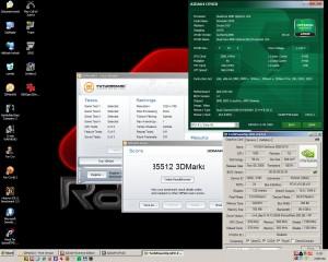 8800GTX+Opteron165 3Dmark2003