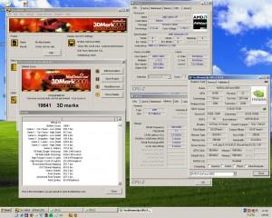 AMD BArton 3000+@2585MHz+ Geforce 6800GE 3Dmark2001