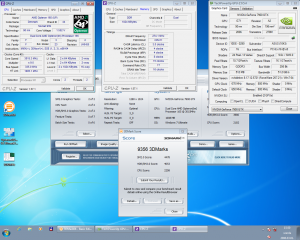 Opteron165@3015MHz+7900GTX SLI 3Dmark2006