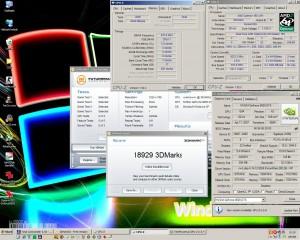 Opteron165@3033MHz Geforce8600GTS 3Dmark2003