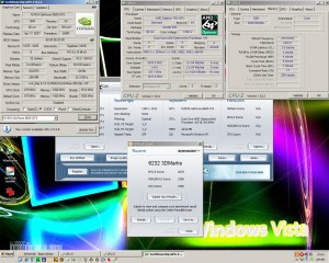 Opteron165@3033MHz Geforce8600GTS 3Dmark2006
