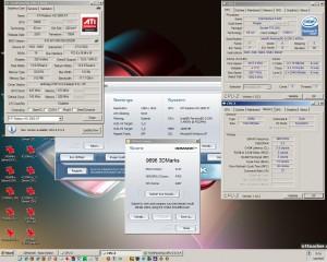 Pentium D945@4500MHz+ HD2900XT