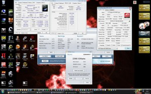 Phenom II X4 4,3GHz Radeon HD 5850 3Dmark2006