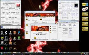 Phenom II X6@4100MHz+ Radeon X1050