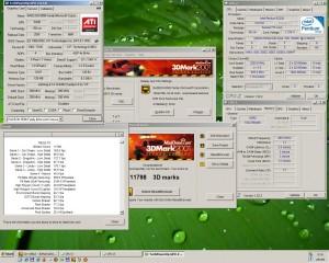 128MB-os Radeon 8500 3Dmark2001-ben
