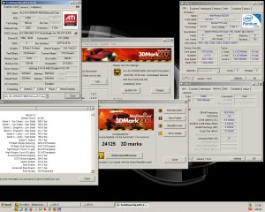 Radeon 9800PRO 3Dmark2001-ben