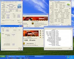S423Pentium41,7GHz@2000MHz+Geforce6800GE 3Dmark2001