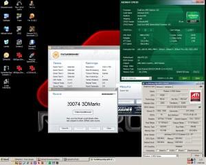 X1950XTX+Opteron165 3Dmark2003