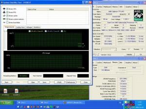 alap órajelen CPU hőfok fagyállóval