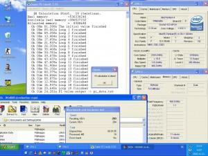 2185MHz, 960Mhz-en ketyegő RAM-ok mellett