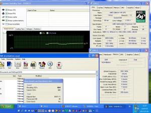 2800MHz-en CPU hőmérsékélet