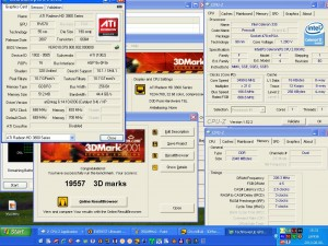 3500MHz-en a 3Dmark2001