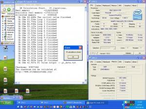 4097MHz és a Super PI