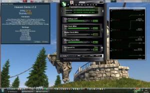 1050MHz-es GPU 4400MHz-es memória órajel