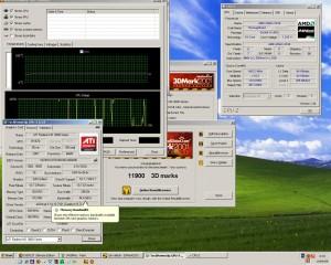 1400MHz és a 3Dmark2001