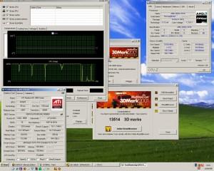1578MHz és a 3Dmark2001