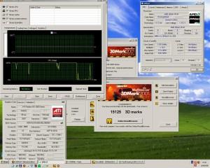 1798MHz és a 3Dmark2001