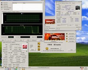 2104MHz és a 3DMark2001