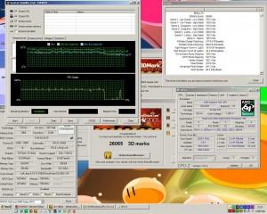 2250MHz és a 3DMark2001