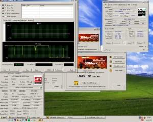 2315MHz és a 3DMark2001