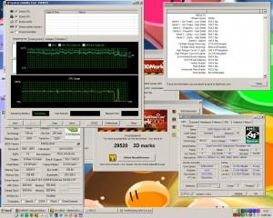 2790MHz és a 3Dmark2001