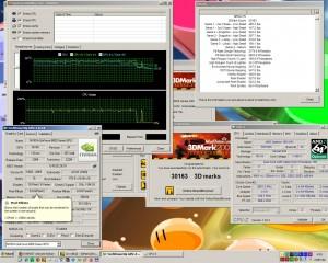 2880MHz és a 3DMark2001