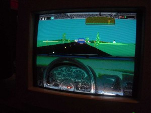 Test Drive 3 játék közben
