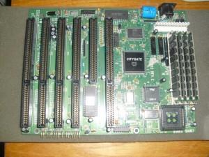 386SX alaplap