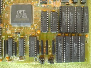 Cache RAM rogyásig rakva