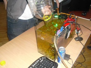 Az olajos PC