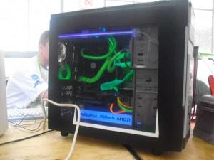 UV aktív témás gép