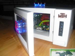 A mikoró PC