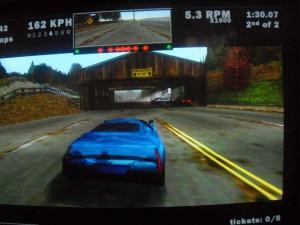 A legtutibb autós játék: NFS 3: Hot pursuit