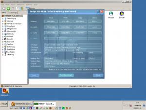 560MHz, de a CPU már nem bírta tovább
