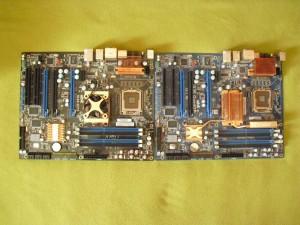 Abit IX38 Quad GT és Abit IX48-GT3