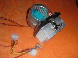 Cooler Master forgó tárcsás hűtője