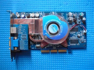 Geforce4 TI4200 OTES