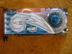HIS Radeon HD3850 PCIe