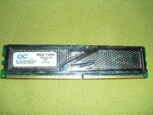 OCZ Gold DDR2 900MHz