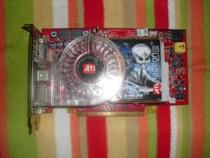 Expresses ATI Radeon X850XT