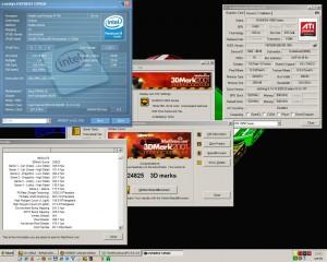 2157MHz és a 3Dmark2001