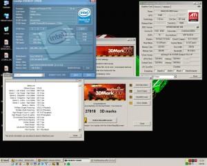 2600MHz és a 3Dmark