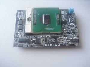 A Pentium M proci bent figyel az átalakítóban